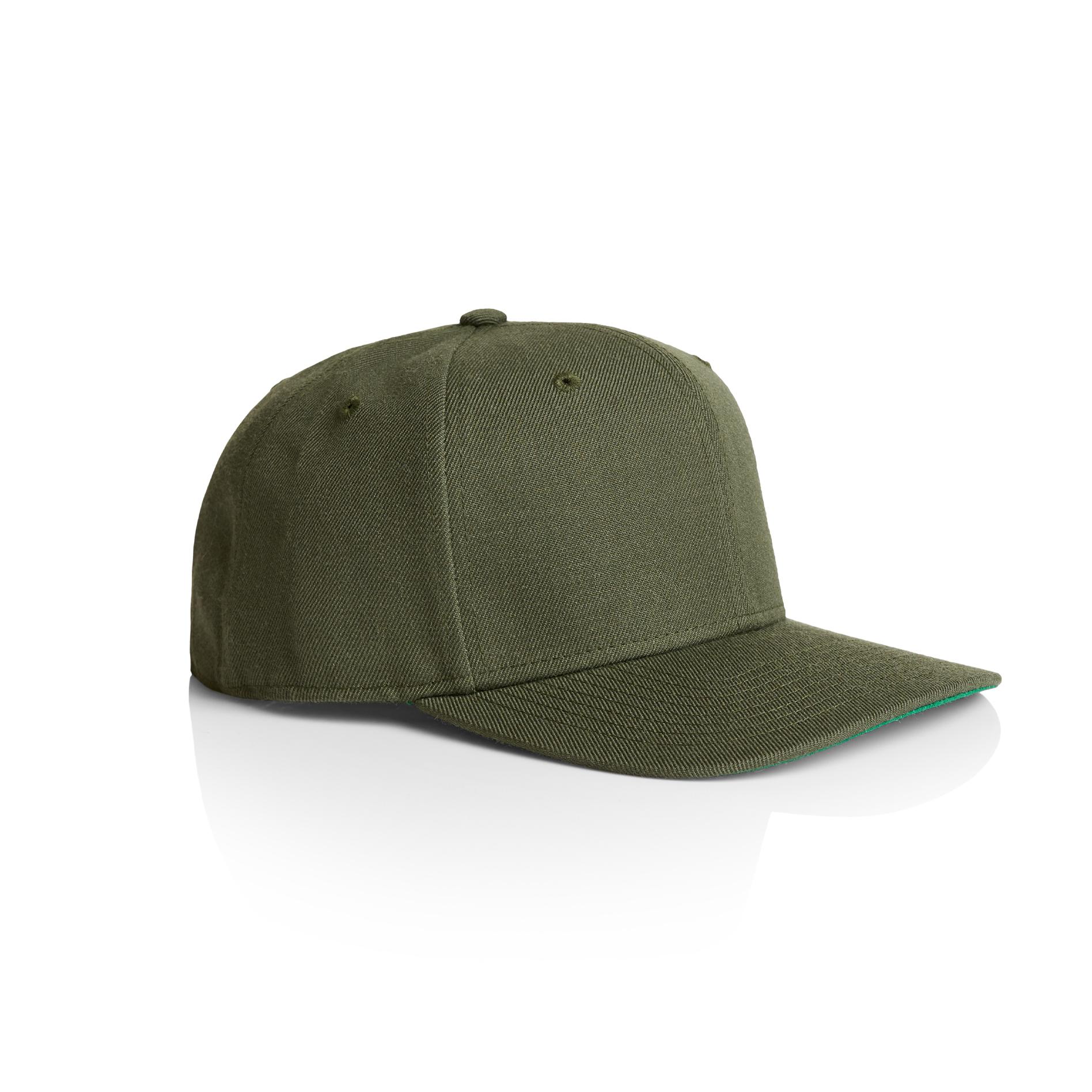 1101 TRIM SNAPBACK CAP