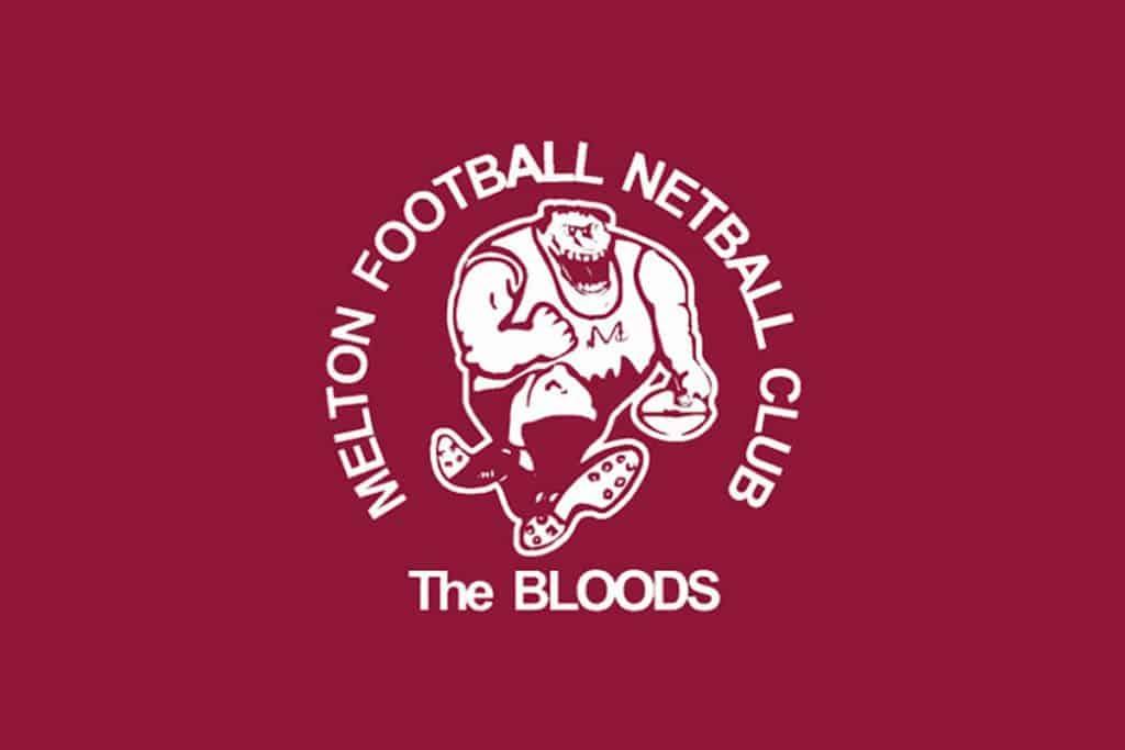 Melton FC The Bloods - Client Portfolio